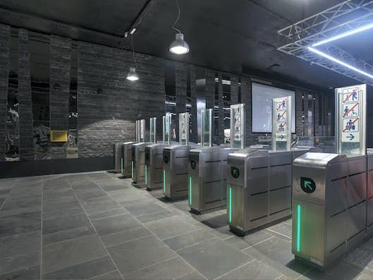 Het station Beurs-Grote Markt na renovatie