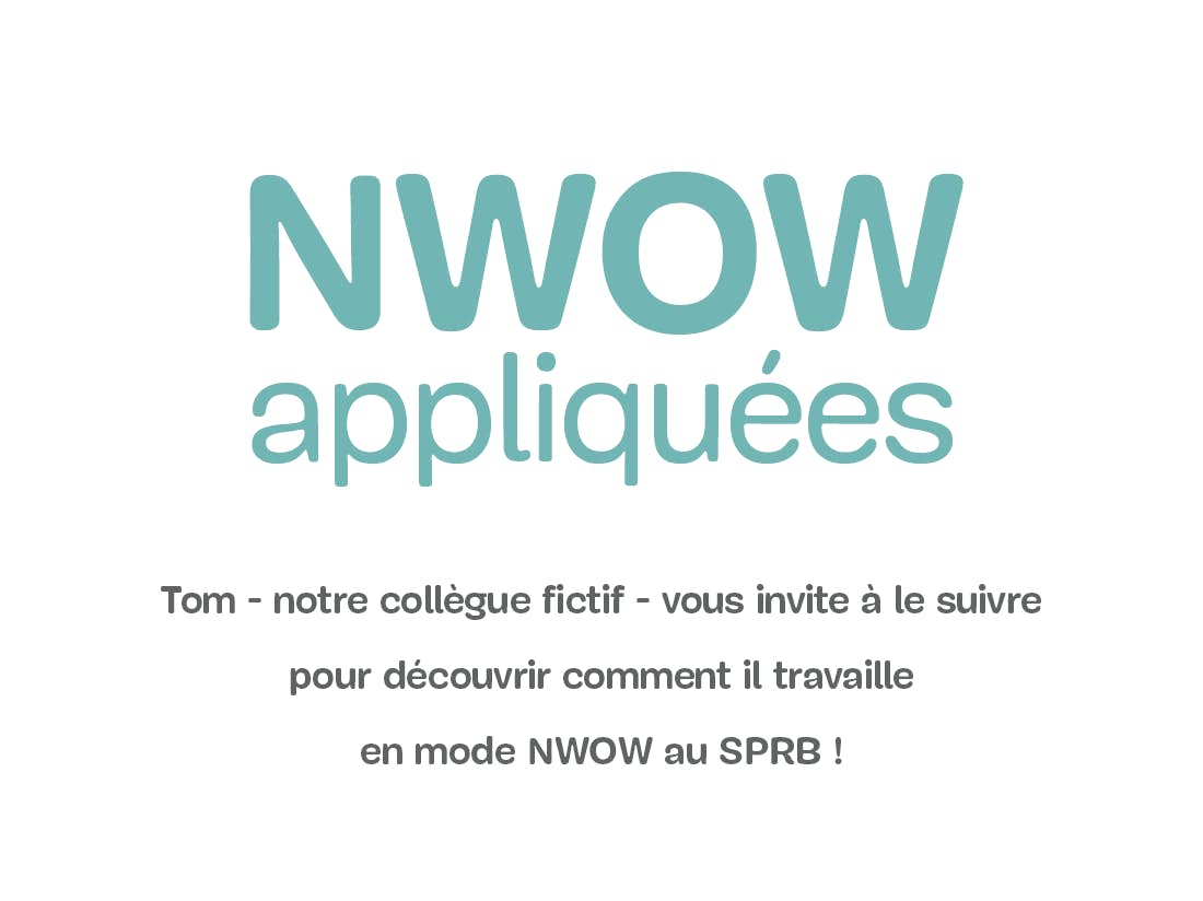 NWOW appliquées