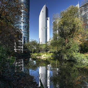 Iris Tower
